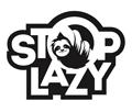 stoplazy_logo_white